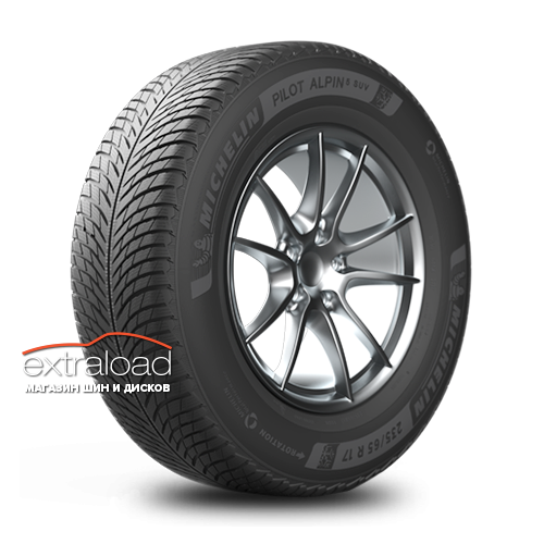 Michelin Pilot Alpin 5 SUV ZP ✩ 265/50 R19 110H XL